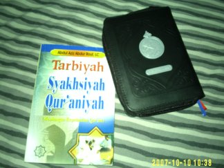 Membangun Kepribadian Qurani (Tarbiyah Syakhsiyah Quraniyah)