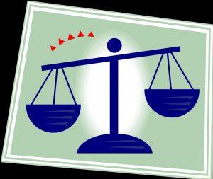 keadilan-timbangan
